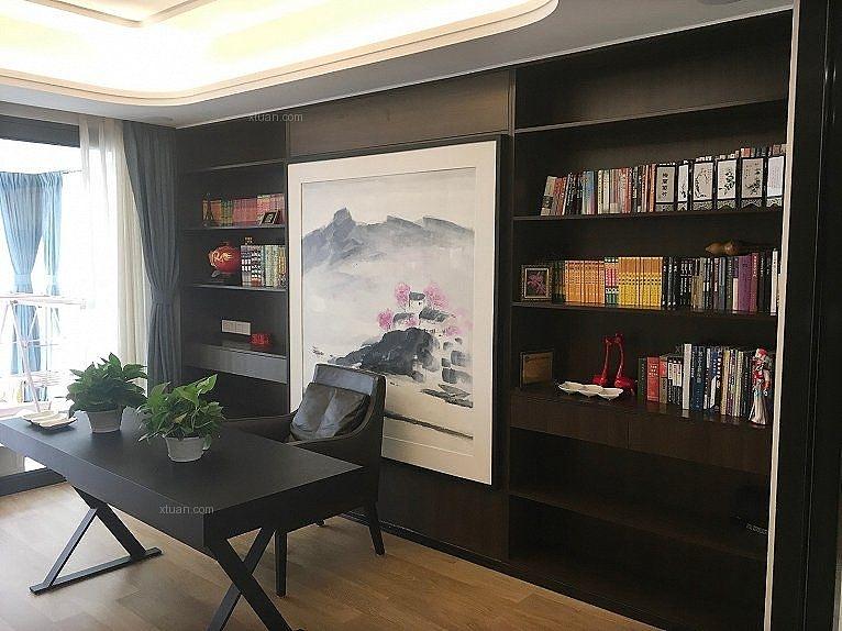 书房装修设计技巧 文艺范的书房怎么装修