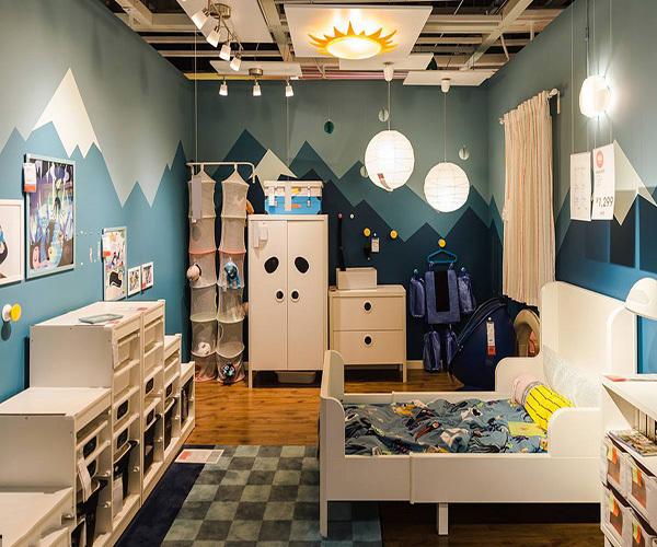 儿童房用墙纸还是油漆