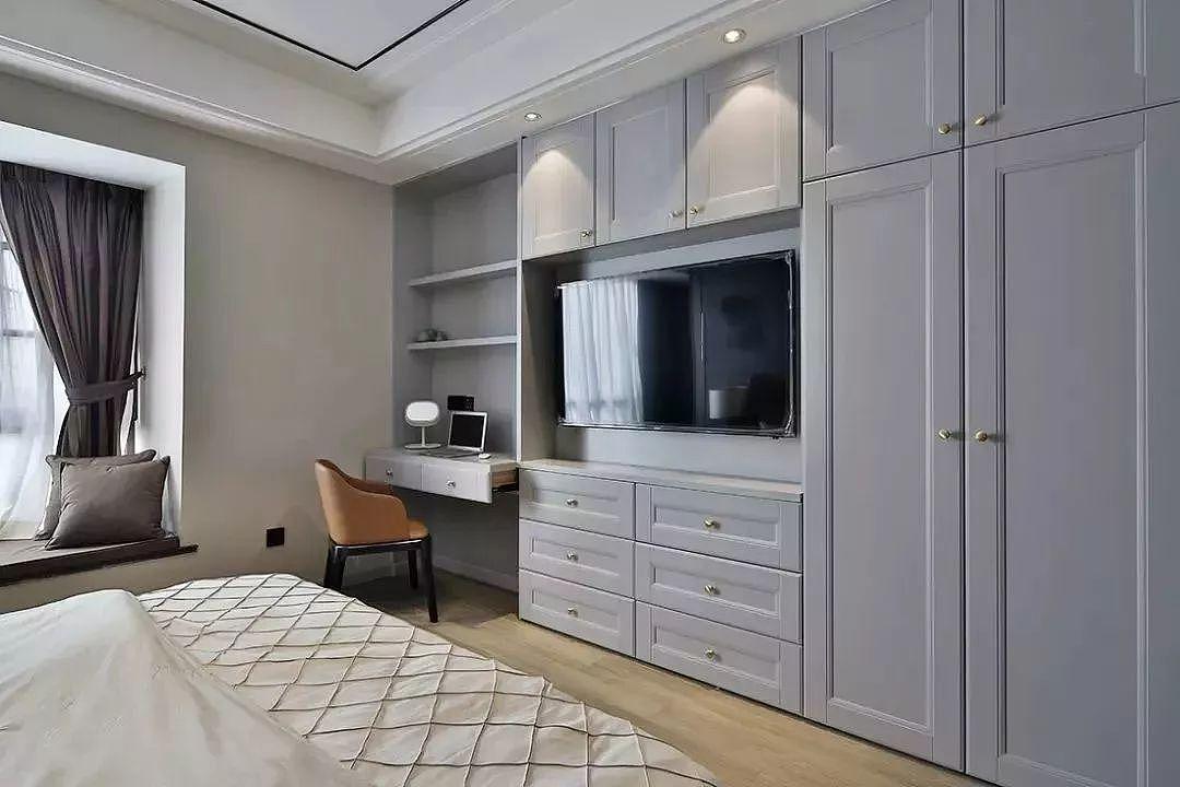 衣柜要怎么摆放好 常见多功能衣柜设计