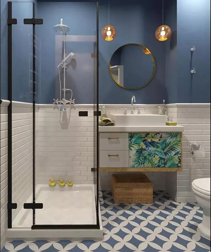 卫生间装浴缸还是淋浴房 各有利弊看完就明白了