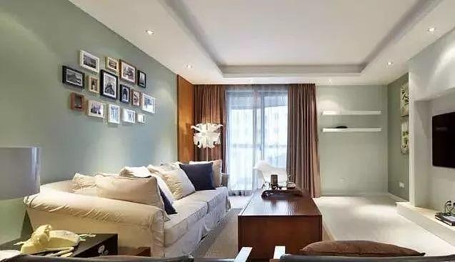 136平现代简约新房 打造时尚舒适的家居