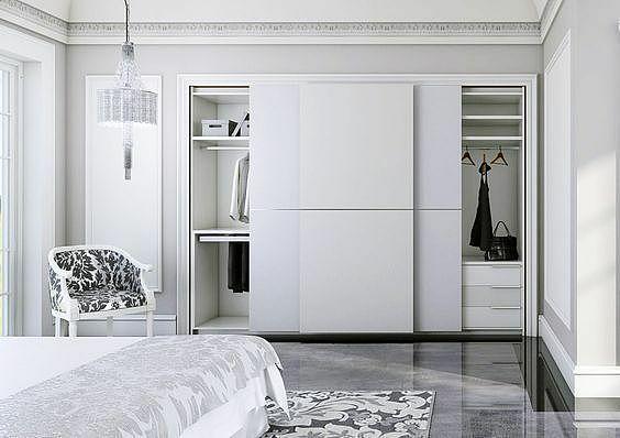 入墙式衣柜如何设计