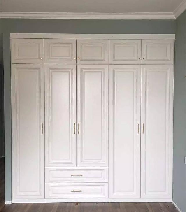 衣柜门什么颜色好 除了白色你还有这些选择