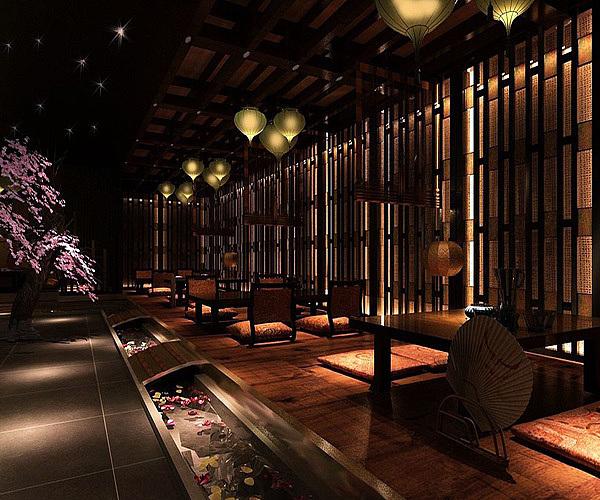 日式餐厅的装修设计要点 日式餐厅装修报价