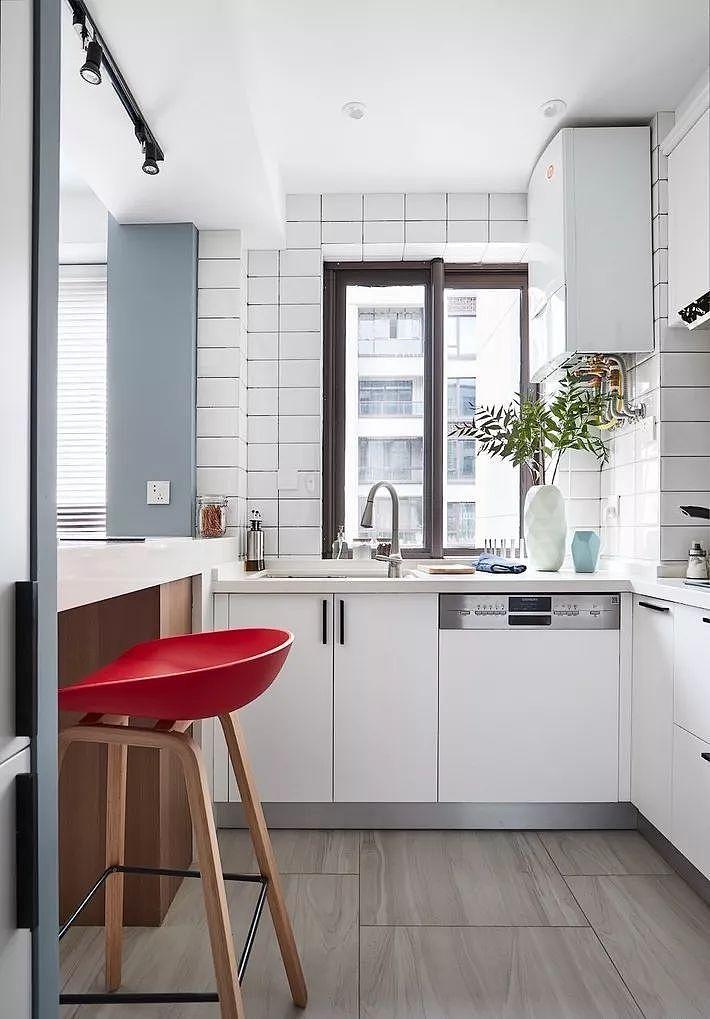 厨房瓷砖怎么铺 现在流行小花砖