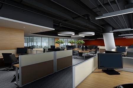 小型办公室5大装修要点