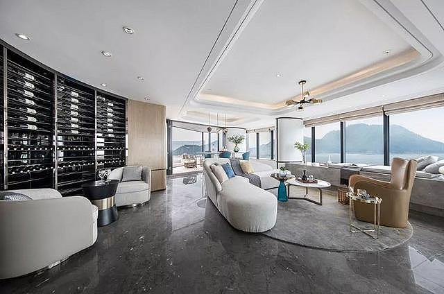900㎡三亚超级豪宅 极奢海景顶层复式家居