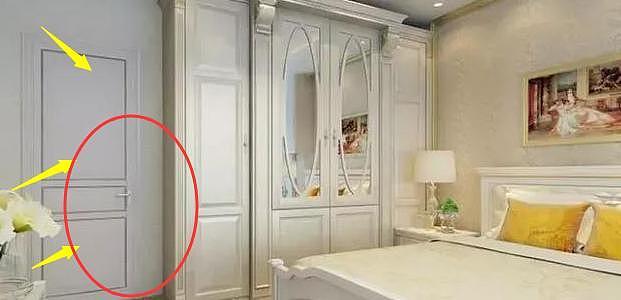 卧室门怎么选才旺风水?颜色朝向选择要注意