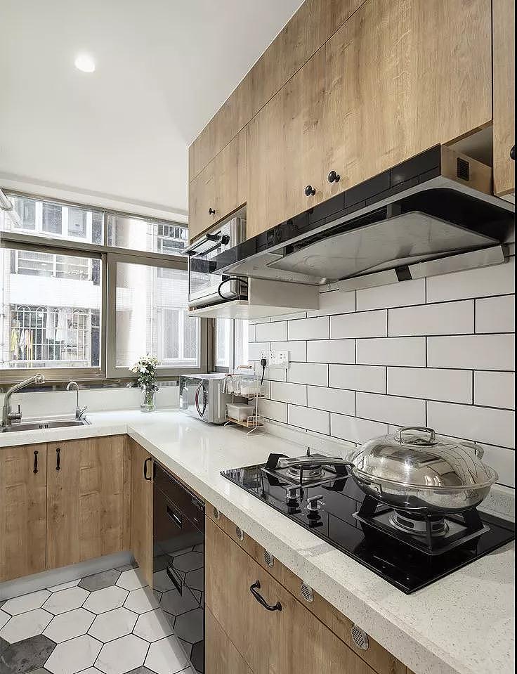 四种橱柜布局方案 让家里厨房不再拥挤