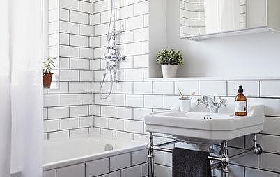 白色瓷砖铺贴效果图 白色瓷砖铺贴方法