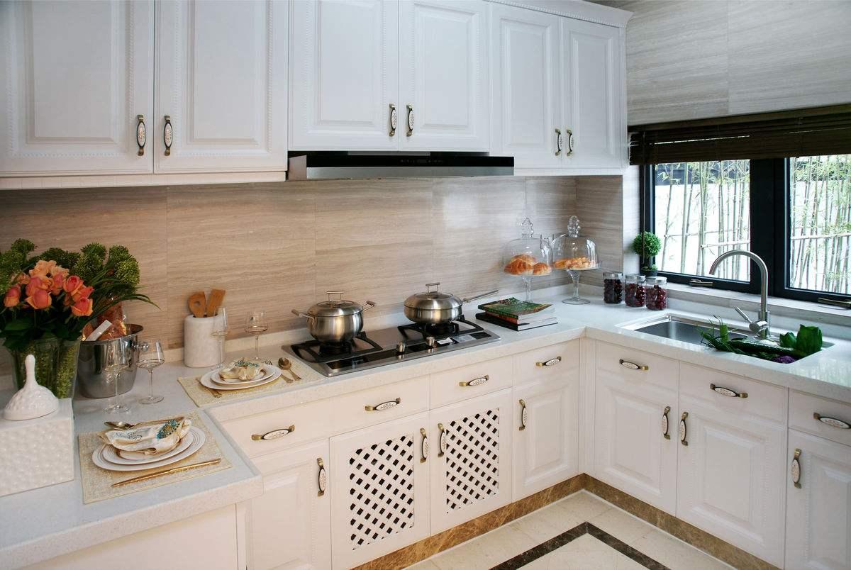 厨房装修的3处细节,不注意会很难受!55