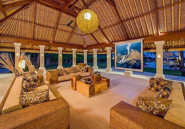印尼风格特点与效果图 感受巴厘岛迷人风情