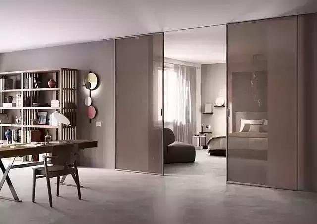 室内门用什么样的好 超具艺术性的室内门设计