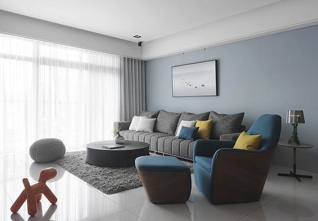 新房简约风格这样装修设计 虽不奢华大气切干净素雅