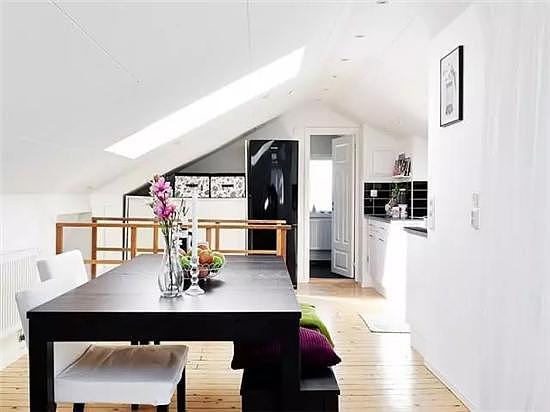 迷你小公寓装修设计 营造白色简约的惬意生活