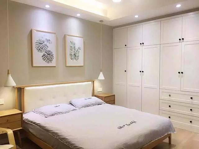 小户型家居空间如何做衣柜 入墙式的来了解一下吧