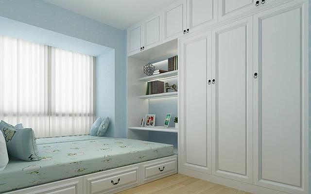卧室衣柜到顶怎么设计 看看这些案例有你喜欢的吗