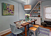 小户型卡座餐厅设计 小户型餐厅如何设计好看