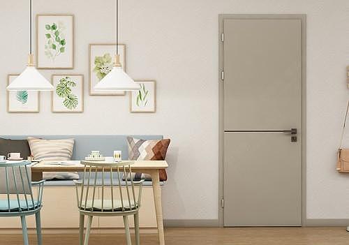 T型门不仅仅是隔音门 也可以是一扇艺术品