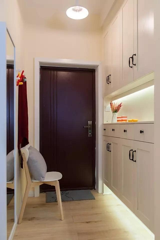 105平现代简约装修 一个温馨舒适的家