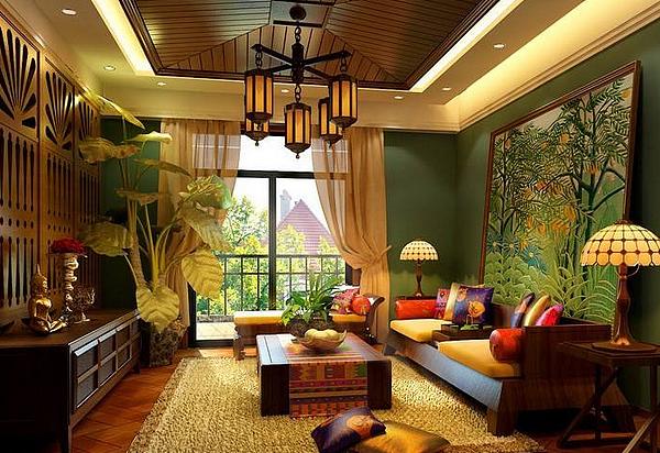 东南亚风格有什么特点及主要设计元素介绍