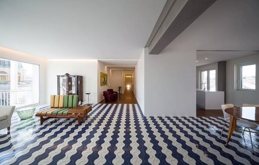 瓷砖怎么配色好看 彩色瓷砖搭配技巧