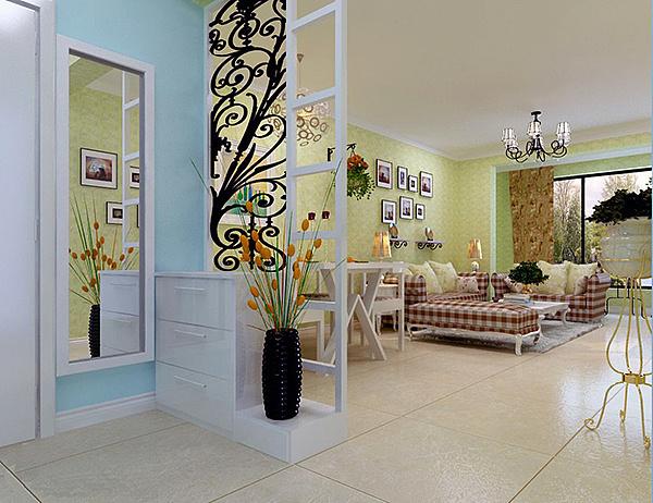 玄关有什么作用 进门就是客厅怎么设计