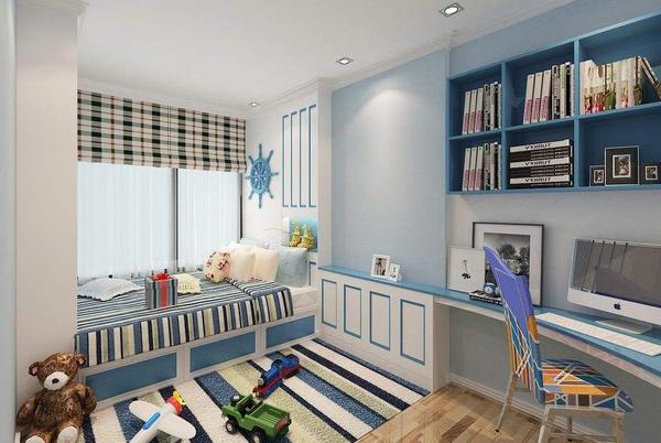 2019儿童房设计流行风格 儿童房装修要点