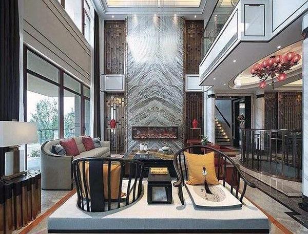 新中式风格别墅怎么装修 费用预算多少