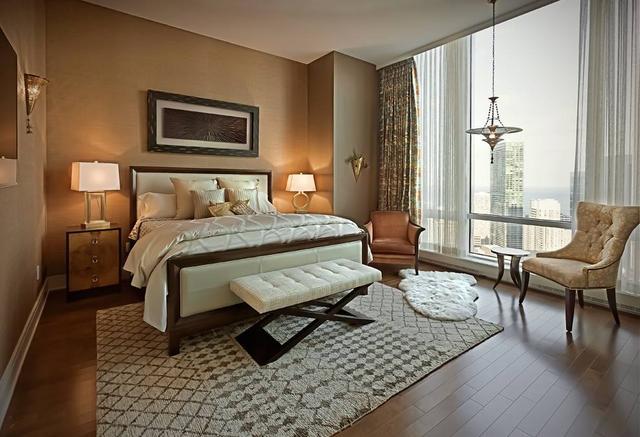 房屋主卧室如何合理的布置呢 学会这些方法也许对你有用