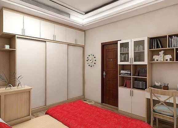 卧室衣柜设计要不要做到顶 来听听他们怎么说
