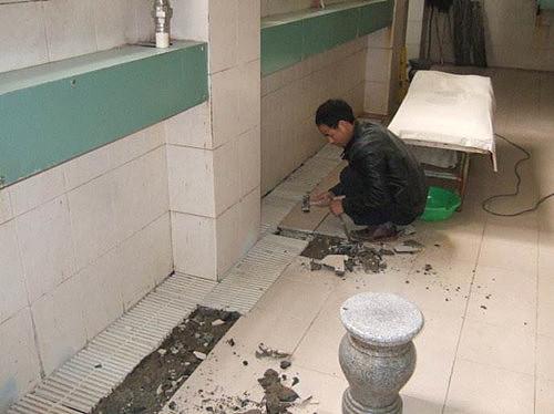 地砖修补的方法有哪些 怎样擦地板砖光亮如新
