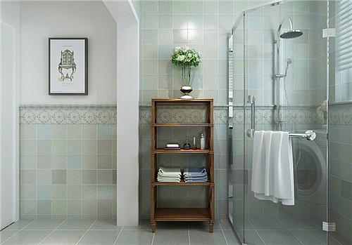 欧式洗手间装修效果图 不可错过的唯美卫生间装修