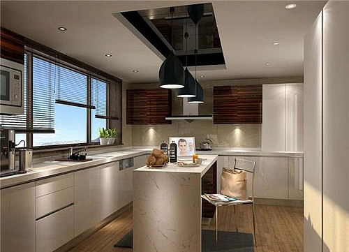 开放式厨房装修要点 五大技巧助您打造梦想厨房