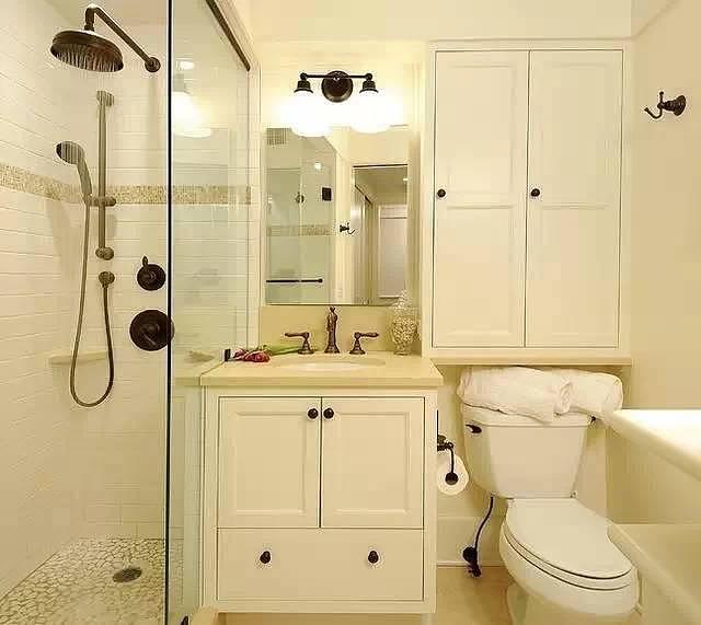 小卫生间装修效果图 小卫生间装修的要点