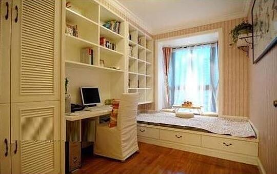 书房怎么装修好看 书房装修成这样想不读书都难!