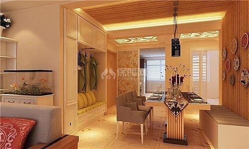 北欧风格,田园风格等等;对于大户型的房子来说,适宜选择欧式风格,美式
