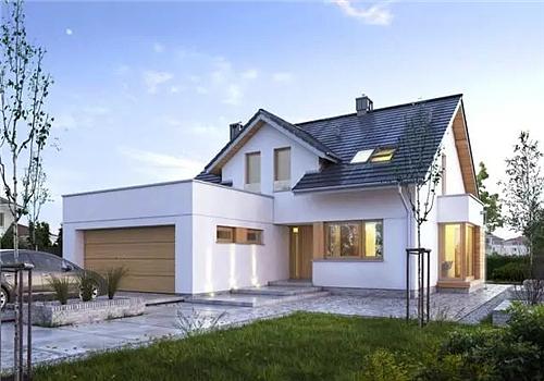 北欧风格别墅装修 温暖别致的小洋楼