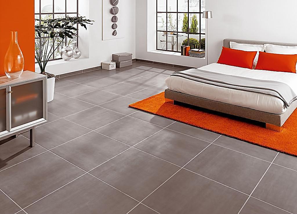 卧室地板瓷砖的搭配及选购技巧