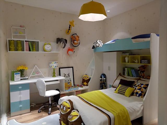 美美的儿童房 总有你喜欢的一款!