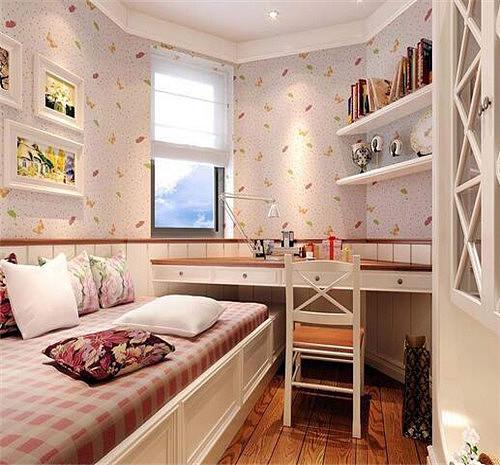 卧室很小怎么装修 4个小技巧让小卧室变大变宽
