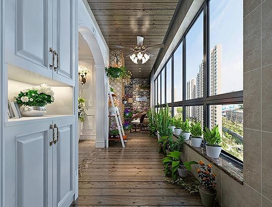 阳台怎么装修设计?
