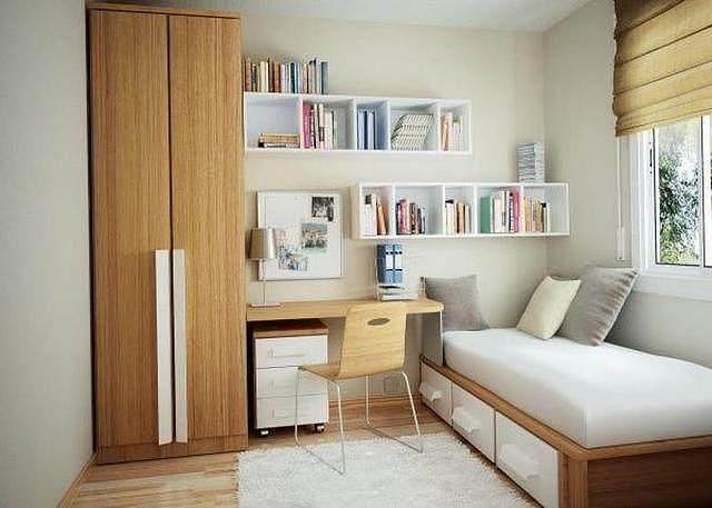 小户型书房设计 不装榻榻米可惜了