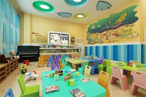 幼儿园墙绘装饰好吗 幼儿园墙面装饰的注意事项
