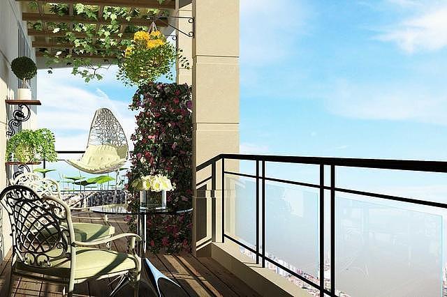 新房子装修阳台要怎么打造 看看设计大咖怎么说!