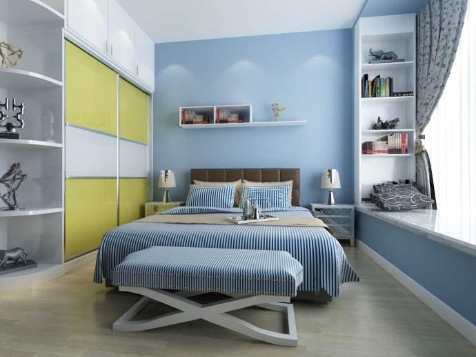 小房间室内装修技巧 6平小卧室怎么装修更好