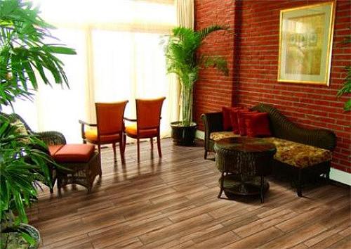 木纹砖缺点有哪些 如何挑选木纹地板砖