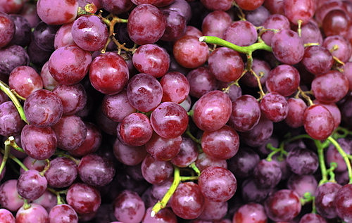 【图】葡萄怎么洗干净 多吃葡萄对身体有哪些帮助