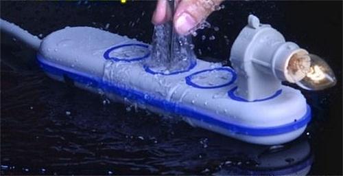 插座进水了怎么办 插座进水后使用注意什么
