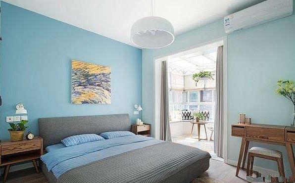 卧室墙漆颜色哪种好 卧室墙面颜色效果图